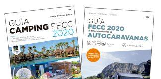Guias camping autocaravana FECC 2020 EnCaravana